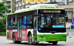 长沙2路公交车路线