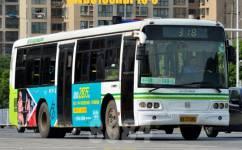 长沙318路公交车路线