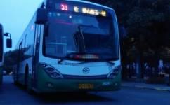 常州30路公交车路线