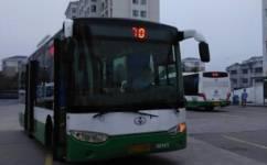 常州70路公交车路线