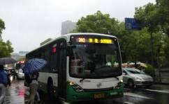 常州302路公交车路线