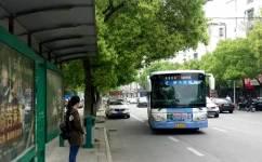 巢湖11路公交车路线