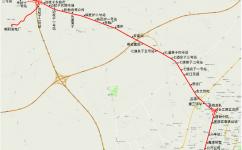 朝阳16路公交车路线