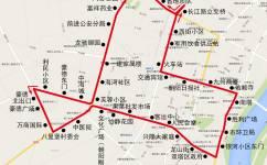 朝阳3路外环公交车路线
