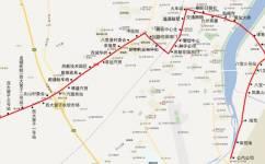 朝阳14路公交车路线