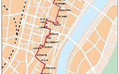 朝阳7路公交车路线