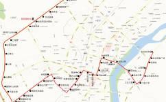 朝阳12路公交车路线