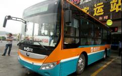 潮州饶平高铁专线公交车路线