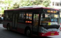 潮州高铁→潮州公交车路线