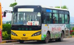 潮州五址线公交车路线