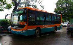 潮州欧边线公交车路线