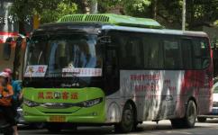 潮州凤凰1线公交车路线