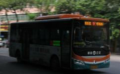 潮州109路公交车路线