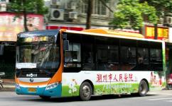 潮州K2公交车路线