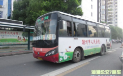 潮州吉通7路公交车路线