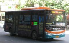 潮州103路公交车路线