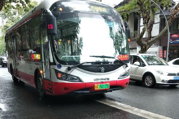 成都13路公交车路线