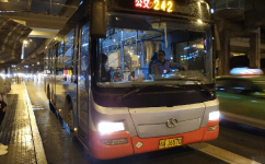 成都242路公交车路线