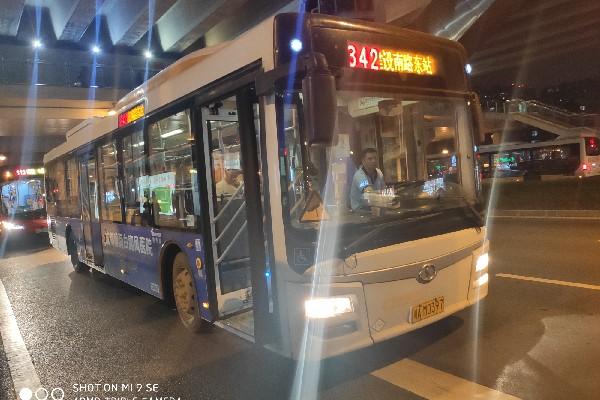 成都206路公交车路线