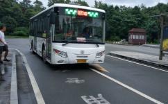 成都都江堰101路公交车路线