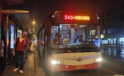 成都340路公交车路线