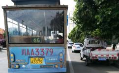 成都G6路公交车路线
