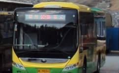 郴州城际公交601路公交车路线