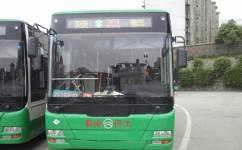 郴州城际公交201路公交车路线