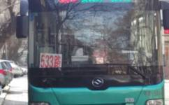 大连533路公交车路线