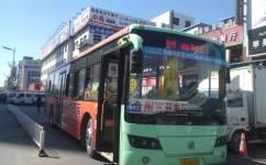 大连昌赫801路公交车路线