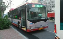 大连38路公交车路线