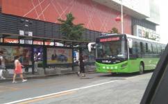丹东101路公交车路线