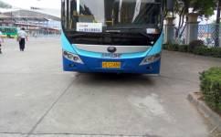 东莞809路公交车路线