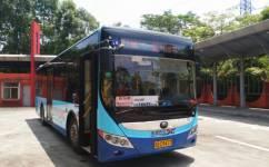 东莞L6路公交车路线