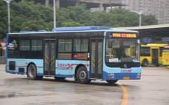 东莞821路公交车路线