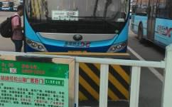 东莞805A路公交车路线