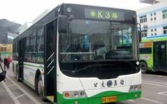 福州K3路公交车路线