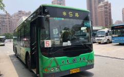 福州5路公交车路线