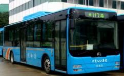 福州117路公交车路线