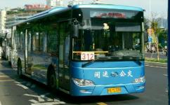 福州312路公交车路线