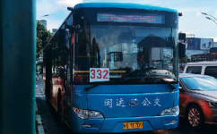 福州332路公交车路线