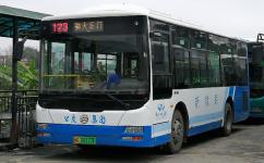 福州123路公交车路线