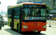 福州福清803路公交车路线