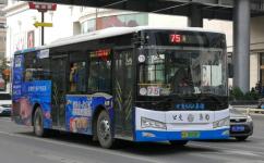 福州75路公交车路线
