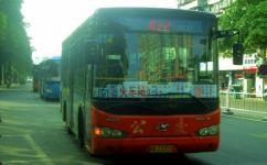 福州福清822路公交车路线