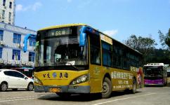 福州65路公交车路线