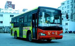 福州福清830路公交车路线