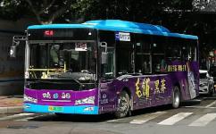福州54路公交车路线