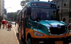福州观光2号线公交车路线