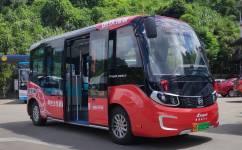 福州地铁接驳8号专线公交车路线